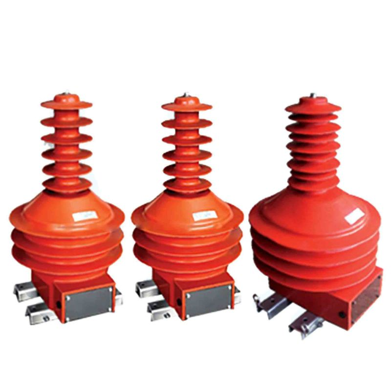 Mid 33KV Single Phase Instrument Potential Transformer Easy Installation